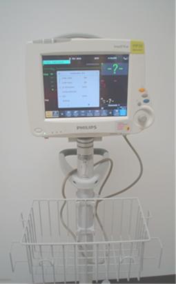 cardio respiratory monitor